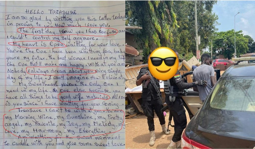 39-year-old carpenter arrested for writing love letter to 13-year-old girl