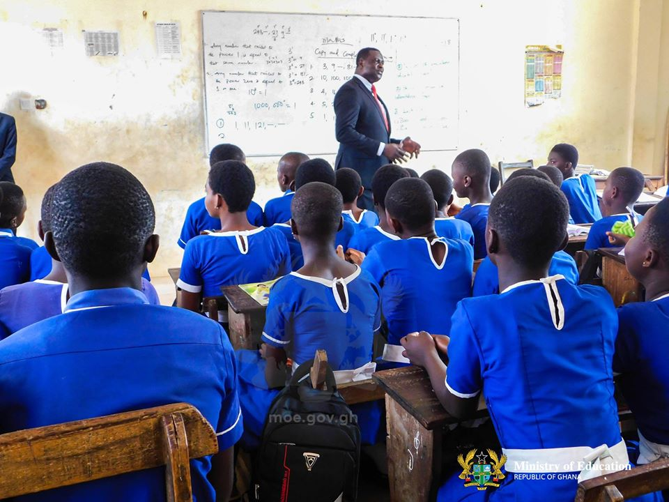 BECE 2021 Examination Timetable Out Is teaching slavery or a job
